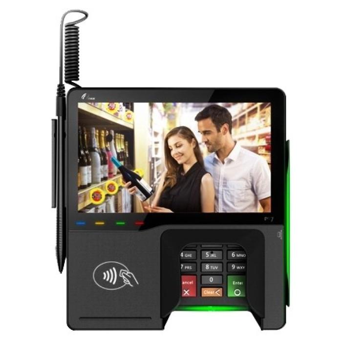Pax-Px7-Multi-Lane Payment Terminal-PX7-00S-R74-12LA